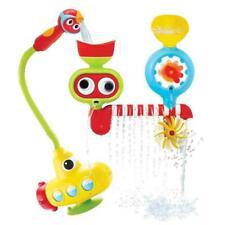Yookidoo Submarine Spray Station, Bath Toy - Multi-Coloured