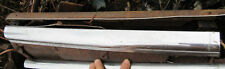 1952 cadillac coupe deville rear quarter top sill molding 51 53