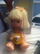 Applause Precious Moments Friendship Line Doll 1989