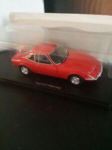 Opel GT 1900 / 1968 /1:24 OVP
