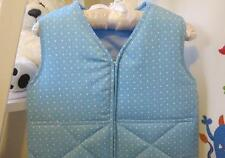 COZY TOUCH Baby Sleeping Bag 3.0 TOG PALE BLUE TINY WHITE DOTS 6-8 YEARS
