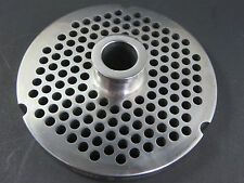 "#52 1/4"" 6.0 mm holes STAINLESS Meat Grinder disc plate for Hobart Biro Berkel"