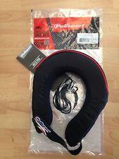 Nuevo Collar de carreras de cuello Polisport Tuerca Brace Protección Adulto L/XL MX Enduro Quad
