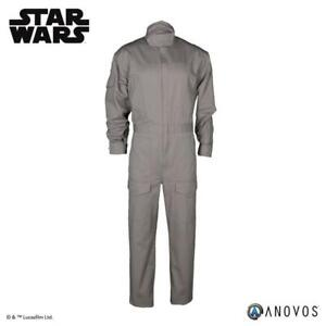 1:1 ANOVOS Star Wars Classic AT-AT DRIVER Pilot Gray Wearable Jumpsuit NEW XL