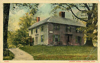 Postcard Monroe Tavern, Lexington, MA