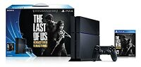 Sony PlayStation 4 500GB Console with The Last of Us video game *NEW*