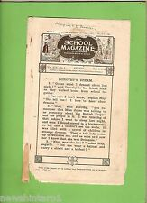 #D258. NEW  SOUTH  WALES  SCHOOL  MAGAZINE  1st MAY 1934
