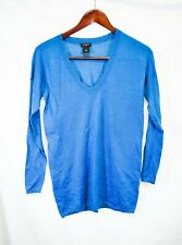 Ann Taylor Blue Pullover Sweater