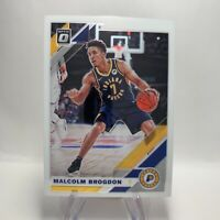 NBA 2019-20 Panini Donruss Optic Card 108 Malcolm Brogdon Indiana Pacers