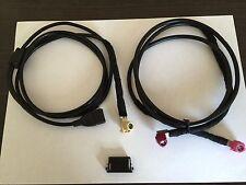 BMW CIC Professional Navigation SAT NAV System Cables USB VIDEO Powe E60 E90 E70