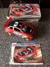 Mega Bloks 3724 ProBuilder Racing Series Summit Turbo Speed Rally Car Toy