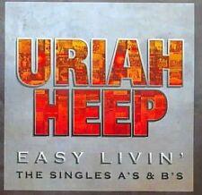 Uriah Heep - Easy Livin The Singles ASANDBS Cd2 Sanctuary