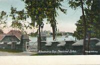 THOUSAND ISLANDS NY – Alexandria Bay – udb (pre 1908)
