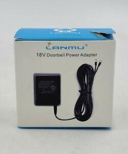 Lanmu Power Supply Adapter for Ring Video/Nest Hello Video Doorbell