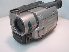 BANNED! Sony CCD-TRV815 HANDYCAM VISION VIDEO Hi8 XR X-ray recalled RARE