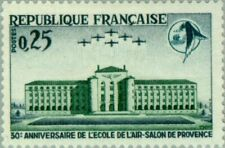FRANCE -1965- Salon de Provence. 30th Anniversary of the School of the Air-#1136