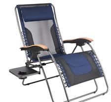 New listing Oversized Mesh Back Zero Gravity Recliner Chairs -.