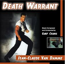 Death Warrant - Complete Score - Limited 2000 - Gary Chang