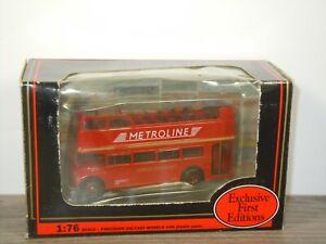 Open Top Routemaster Metroline - EFE 1:76 in Box *43241