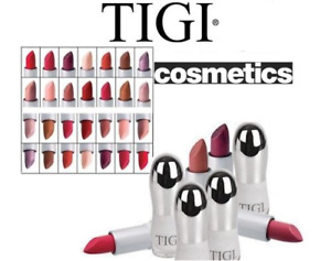 Tigi Cosmetics Decadent Lipstick Choose Shade Below BNIB