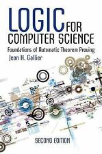 Dover Books on Computer Science: Logic for Computer Science by Jean H....