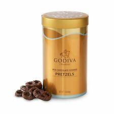 Bulk Gourmet 66 Godiva Milk Chocolate Covered Dipped Pretzels Candy 1 Lb Pound