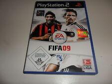 PlayStation 2  PS 2  FIFA 09