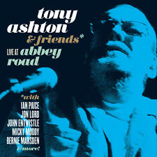 Tony Ashton & Friends - Live At Abbey Road [New CD] With DVD