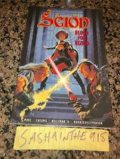 Scion Blood For Blood Vol 2 TPB (Crossgen 2002) VF Copy 1st Print Marz