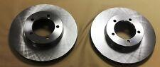 Jensen Interceptor MK III Front Vented Brake Discs - PAIR