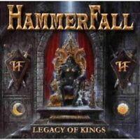 "HAMMERFALL ""LEGACY OF KINGS"" CD NEU"