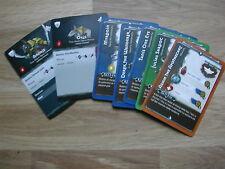 MERCHANTS + NOKIS/ANOKIS CARDS  /MYTH JOURNEYMAN SHORES OF KANIS