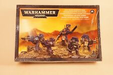 Warhammer 40k Space Marines DEVASTATOR SQUAD - Adeptus Astartes NEW Box Lot 1