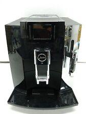 Jura E8 Bean-to-Cup Automatic Coffee Machine, Black