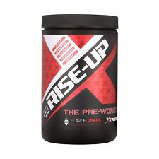 PRE Workout Rise-UP XTRATEGY Nutrition by Coach Bueno Improve Brain Function
