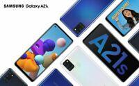 NEW SAMSUNG GALAXY A01 A11 A10S A20S A21S Dual SIM Android Smartphone SALE OFFER
