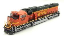 Overland Models Brass HO Scale BNSF SD70MAC Factory Painted Heritage II #9962