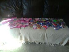 Big Lot ~ Bundle x92 Loom Band Bags ~ New (Over 27,000)