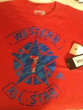 NBA: Western All Star, Jeremy Lin 7 Tee Shirt. YOUTH MEDIUM 10/12