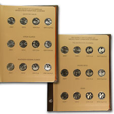2009 24-Coin District of Columbia & Territorial Quarters Set - SKU #69714