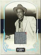 WILLIE MAYS 2008 DONRUSS AMERICANA SWATCH MATERIAL SP # 46/100 SHARP