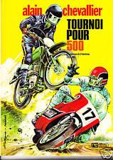 ALAIN CHEVALLIER n°3. Rossel 1974. E.O. Etat neuf