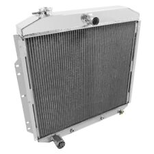 For Ford F-100 53-56 All-Aluminum Engine Coolant Radiator