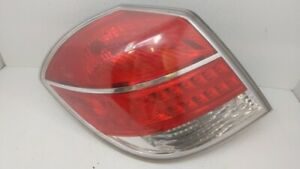 2007-2009 Saturn Aura Driver Left Side Tail Light Taillight Oem 71562