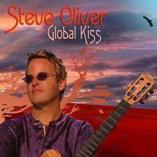 Steve Oliver - Global Kiss [New CD]