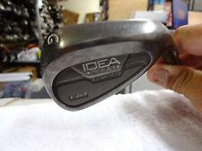 Adams Idea Pro Black CB1 Forged (GW) Gap Wedge Original Rifle Steel Regular Flex