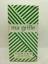 MA GRIFFE CARVEN EAU DE PARFUM 100 ml SPRAY