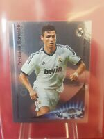 Cristiano Ronaldo Real Madrid Champions League 2013 Foil Panini Sticker