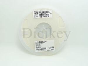 5000PCS X 1206 130K 0.1% 25PPM 1/4W Thin Film SMD Chip Resistor RT1206BRD7130KL