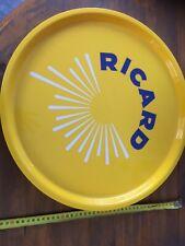 PLATEAU RICARD 1/2 SOLEIL DIAMETRE 45CM neuf  RICARD